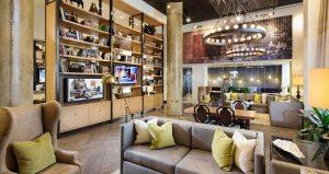 Monroe apartment features
