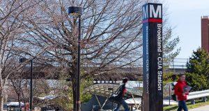Brookland-CUA Metro Station