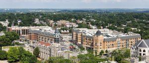 Aerial View of Monroe Street