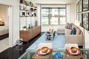 serviced apartments brookland dc