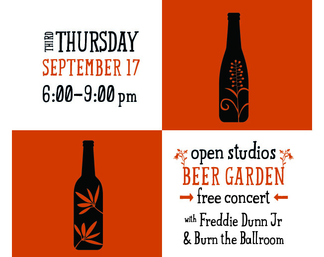 September Third Thursday + Beer Garden