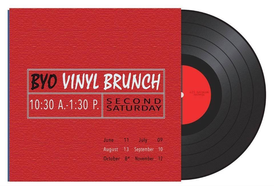 Barnes & Noble: BYO Vinyl Lunch