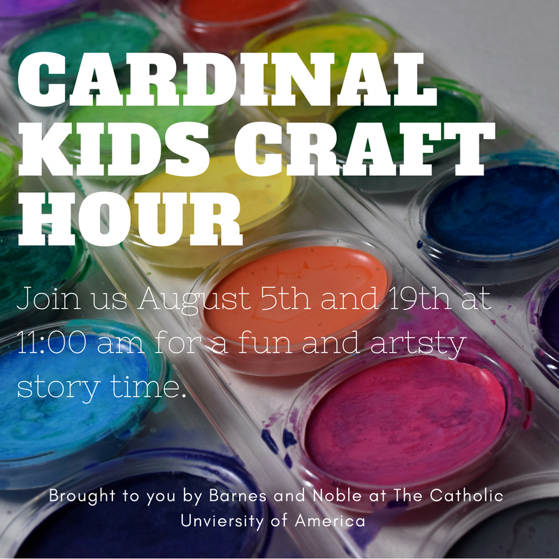 Barnes & Noble: Cardinal Kids Craft Hour