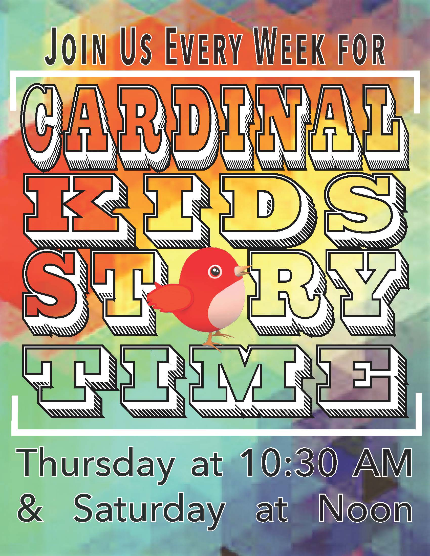 Barnes & Noble: Cardinal Kids Story Time