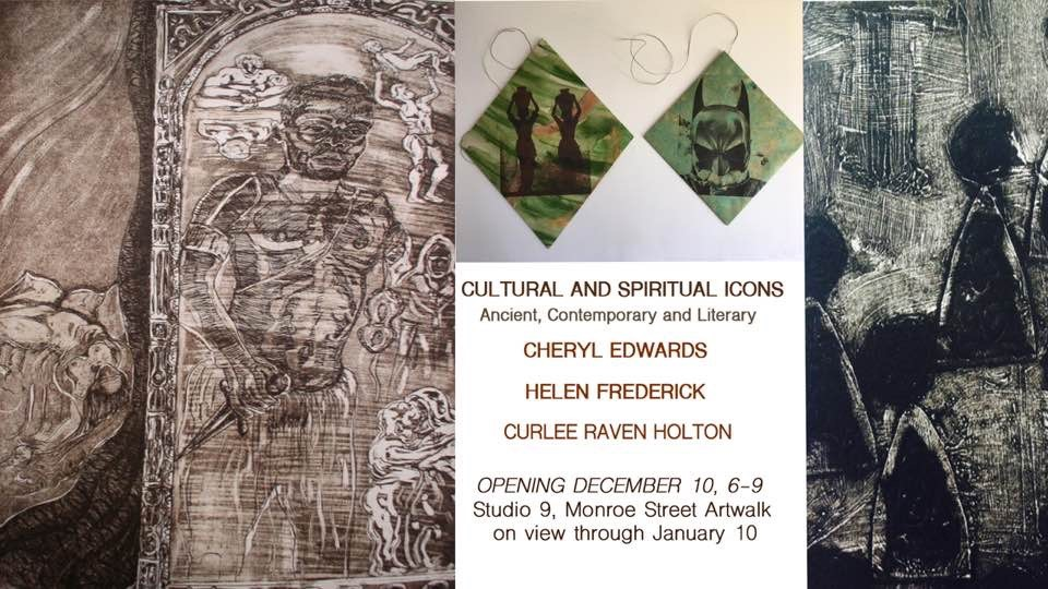"Cheryl Edwards Studio: ""Cultural and Spiritual Icons"" Exhibition"