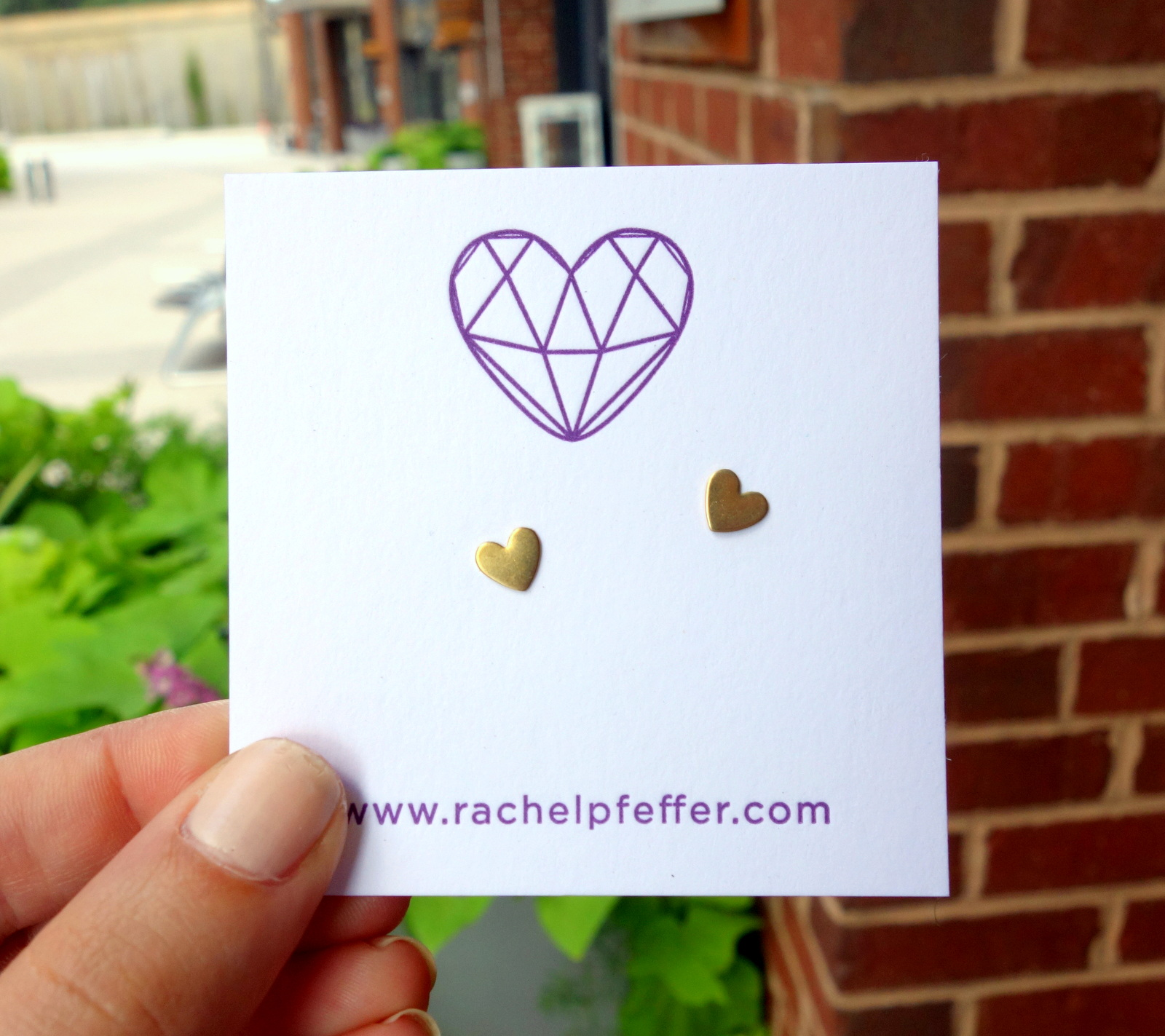 Rachel Pfeffer Designs: Stocking Stuffer Studs Sale