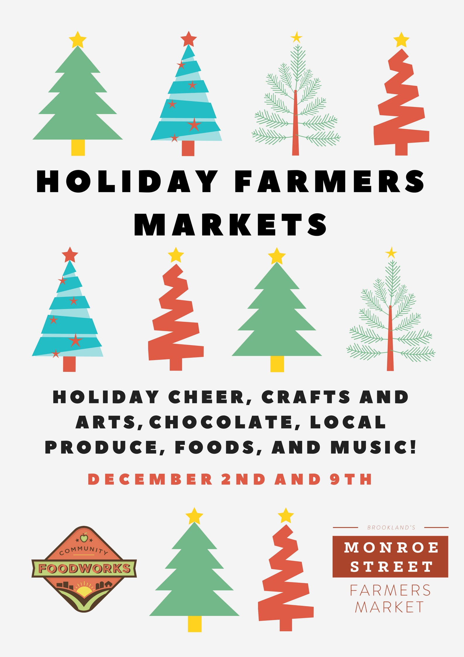 Farmers Market at Monroe Street Market