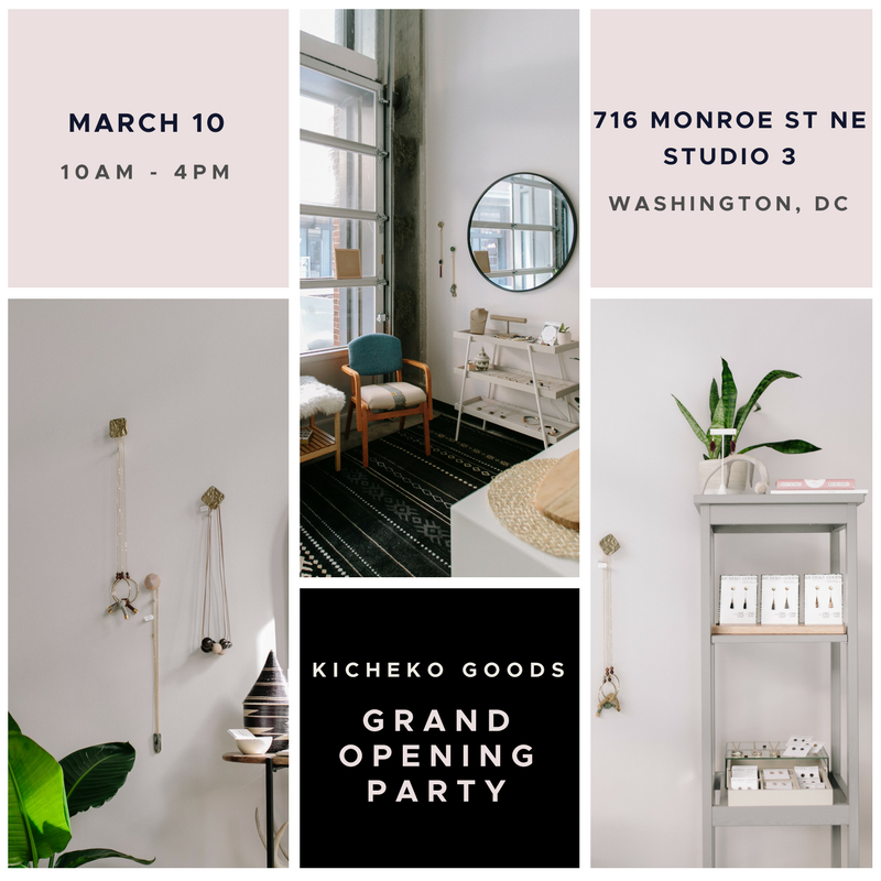 Kicheko Goods' Grand Opening Party