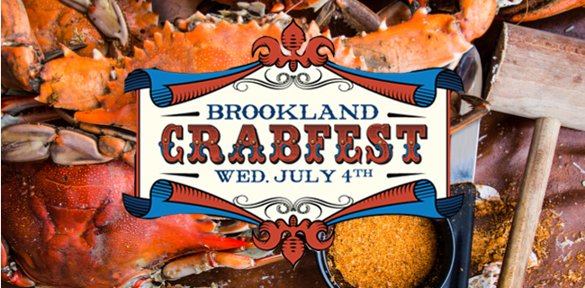 Third Annual Brookland Crabfest