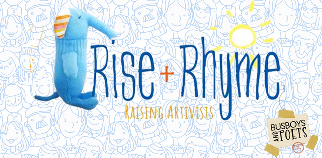 Rise+Rhyme at Busboys and Poets
