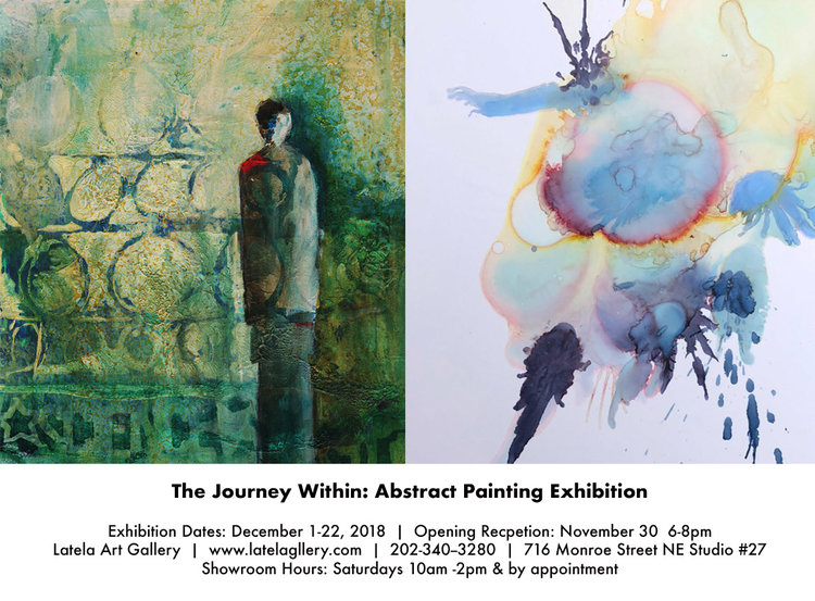"Latela Art Gallery: ""The Journey Within"" Exhibit"