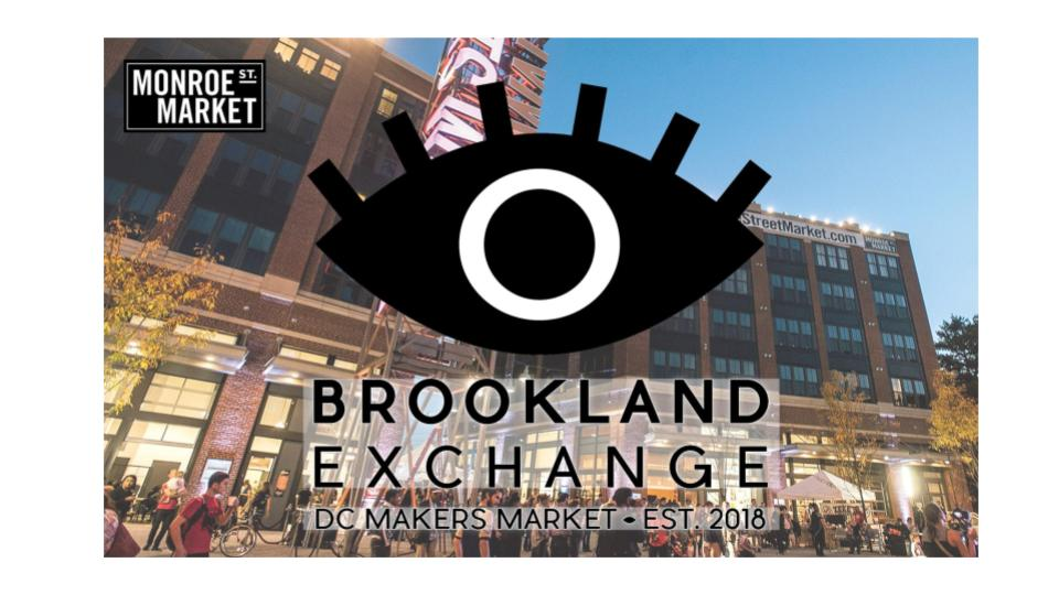 Brookland Exchange on the Arts Walk
