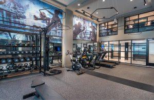Everton - Fitness Center