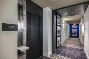 Hallway Unit View