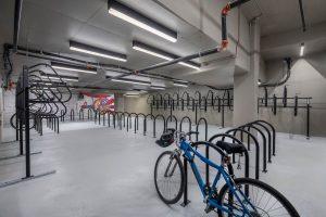 Everton - Bike Storage