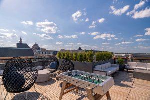 Everton - Rooftop Terrace